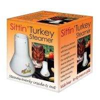 Cook's Choice™ Sittin' Turkey™ Steamer