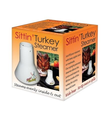 Cook's Choice™ Sittin' Turkey™ Steamer