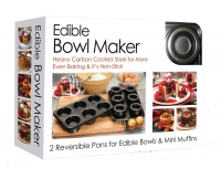 Cook's Choice™ Better Baker™ 3″ Edible Bowl Maker